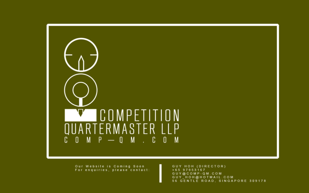 Competition Quartermaster Coming Soon